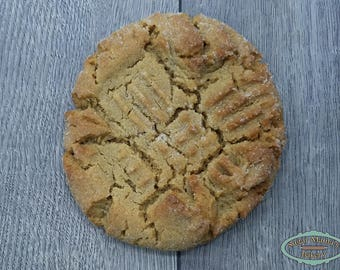 Old-Fashioned Peanut Butter Cookie