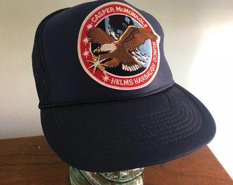 Vintage Nasa Space Shuttle trucker Cap