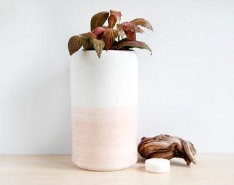Ceramic large vase, Ceramic vase, Flower vase, Ceramic vessel, Ceramics & pottery, Pottery vase, Ceramic planter, modern minimalist ceramic