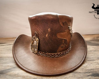 Time Chain Top Hat