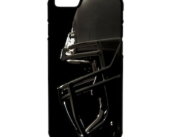 Football Helmet iPhone Galaxy Note LG HTC Hybrid Rubber Protective Case
