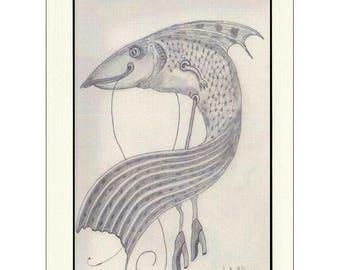 Birthday Fish (set of 6)