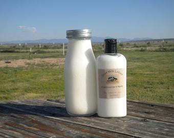 Frankincense & Myrrh Goat Milk Lotion
