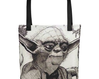 Star Wars: Yoda Tote bag