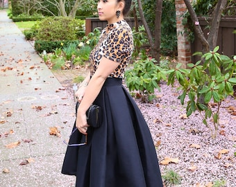 MADE TO ORDER: The High Low Skirt