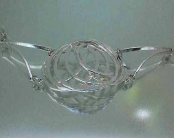 RLM Robert Lee Morris Silver Tone Circles Soho Bracelet