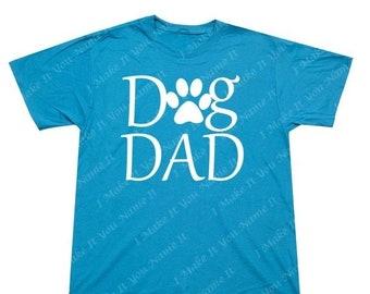 ON SALE - Dog Dad - Men's T-shirt