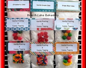 Easy Bake Oven Mixes 12 Homemade Cake & Frosting Mixes **Check REVIEWS and SALES**