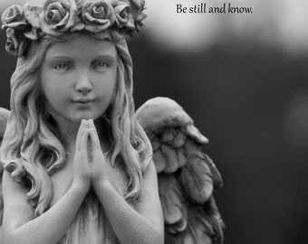 Be Still and Know - Angel Chloe