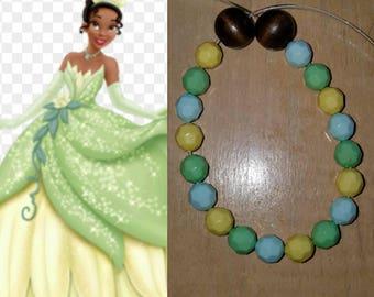 Princess Tiana Inspired
