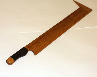 Toy wooden Uruk Hai Orc sword