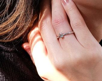 cz square ring, square ring, geometric ring, square, silver square ring, square jewelry, minimalist ring, square rings, geometric jewelry