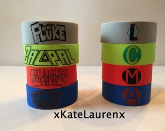 5 Seconds of Summer (5sos) (don't stop) all Bracelets
