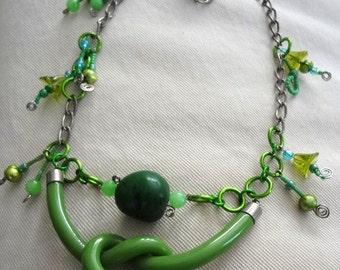 Vert de Jade tout est un objet trouvé