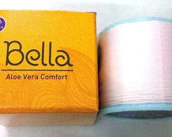 Bella Face & Eyebrow Threading Thread, Hair Removal, Anti-Bacterial, 100% Cotton (2 spools)