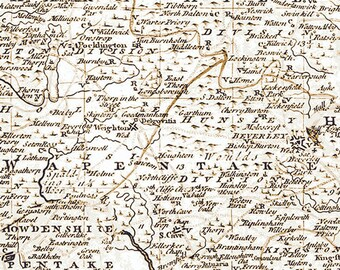 Priory Square by Katy Jones - You Are Here - Map Fabric - Art Gallery Fabrics (PRS-217) - 1 Yard