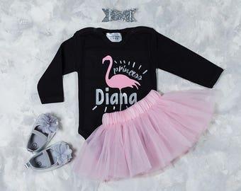 Princess baby bodysuit, Princess baby onesie, Princess baby shower, Princess 1st birthday, Princess first birthday, Personalized, Custom
