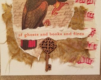 Poetry Art Card #9