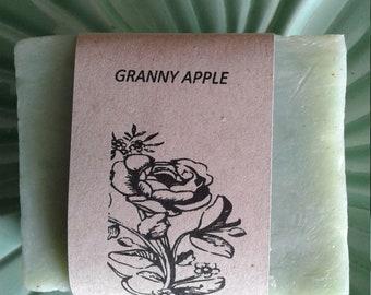 Granny Smith Apple Bath soap
