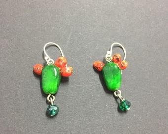 Prickly Pear Earrings