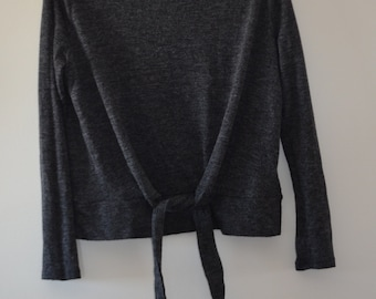 Get 15% off with code NEW15 sweater sleeve grey long / can be worn in many ways S/M *.