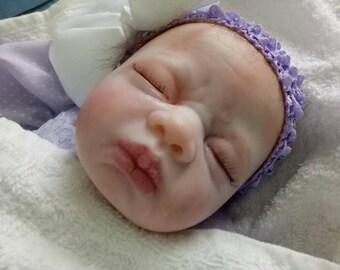 Reborn  baby doll, Anna