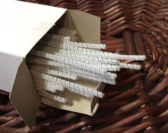 Chenille Stems 3mm Box of 100