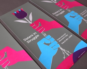 Sisters in Struggle: Celebrating International Women's Day
