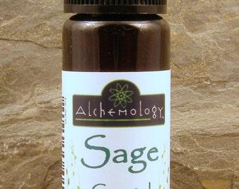 Sage Crystal Cleanser - 1oz
