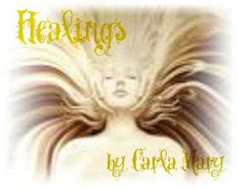 Reiki chakra and energy healing and balancing