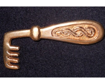 Viking Knotwork Key