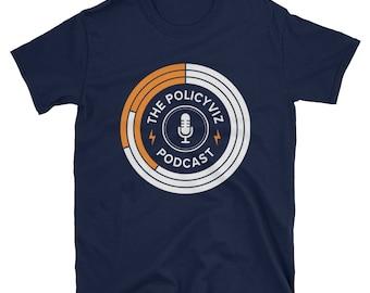 PolicyViz Podcast Tshirt