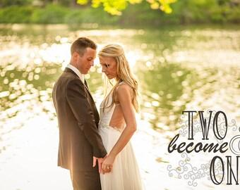 15 Wedding Word Overlays