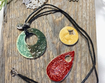 Beautiful Pendant Set of Three