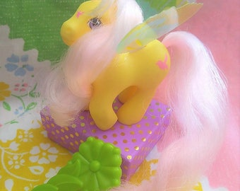 Vintage My Little Pony Summerwing Flitter 80's