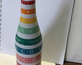 ABCB Convention Bottle - Atlantic City , NJ 1958
