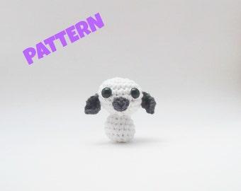 Amigurumi Lamb Pattern, Crochet Lamb Pattern, Amigurumi Easter Pattern, Crochet Easter Pattern, Easter Lamb Pattern, Easter Toy Pattern