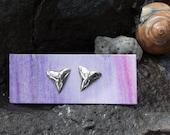 Bull Shark Tooth Stud Ear...