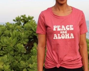 Peace and aloha!