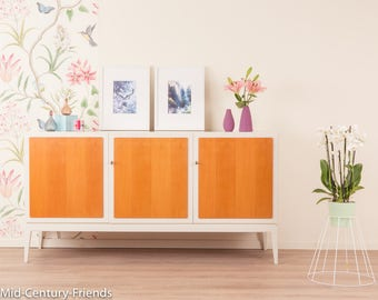 70s sideboard, 60s, chest of drawers, vintage (706017)