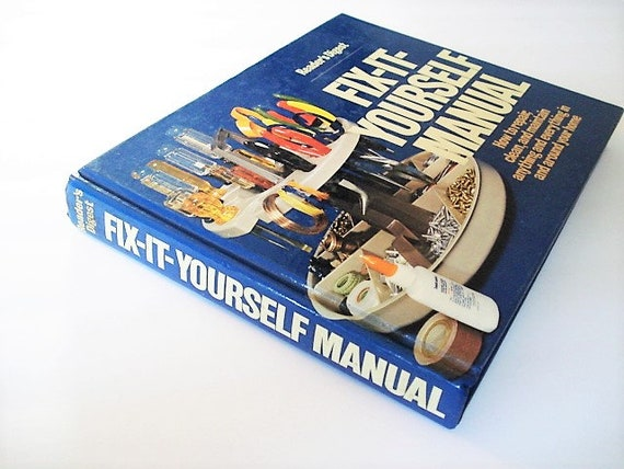 Do it yourself manual home manualhome repair book jewelry solutioingenieria Image collections
