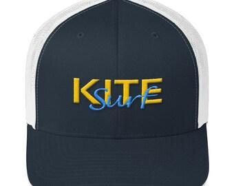 Kite Surf Trucker Cap