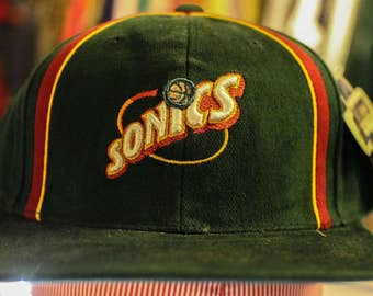 Seattle Supersonics snapback new/w tags