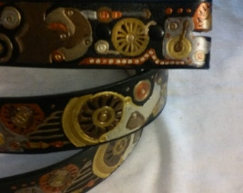 Steampunk Belt