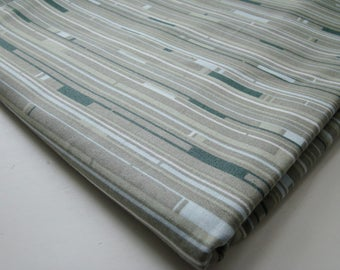 Heather Bailey Nicey Jane Welcome Road Slate Fabric OOP Half Yard Very Hard to Find