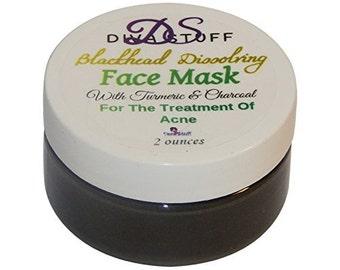 Blackhead Dissolving Face Mask for Acne Prone Skin
