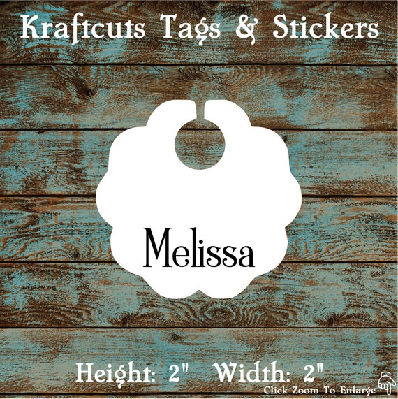 Personalized Wine Glass Charms - Personalized With Individual Names #606 - Quantity: 24 Charms