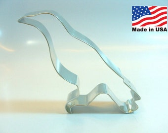Crow 4 inch Metal Cookie Cutter