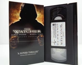 The watcher VHS Tape