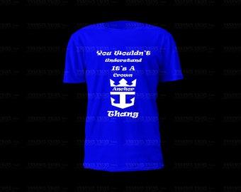 Crown Thang Cruise T-Shirt